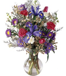 Classic Beauty Get Well Bouquet