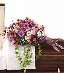 Funeral Garden Casket Cover