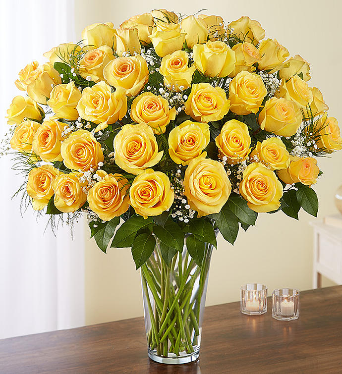 Wedding Flowers Yellow Roses: Blossom Flower Delivery
