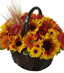 Harvest Sunshine Basket